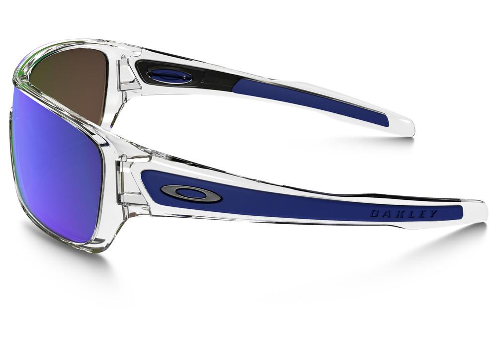 Oakley Turbine Rotor Bike Glasses blue/transparent at Bikester.co.uk